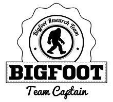 Bigfoot Research Team Captain by kwg2200