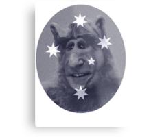 Alf Metal Print