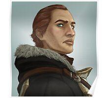 Dragon Age II~Sebastian Vael(2) Poster