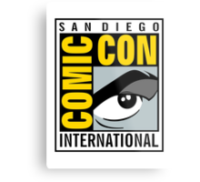 Comic Con Metal Print