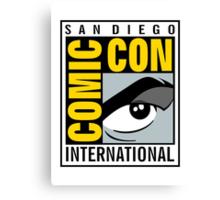 Comic Con Canvas Print