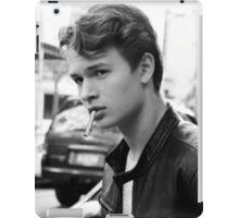 Augustus Waters Cigarette Print iPad Case/Skin