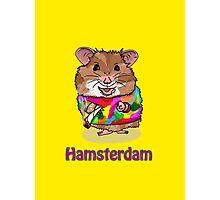 Hamsterdam Photographic Print
