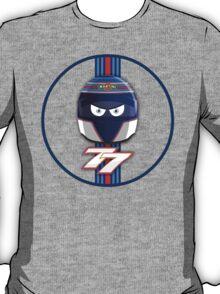 VALTTERI BOTTAS_2014_HELMET_v2 T-Shirt