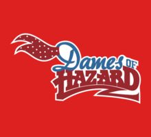 The Dames of Hazard Kids Clothes