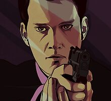 Torchwood - Ianto Jones by Pirkaf