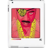 Da ruler! iPad Case/Skin