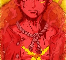 One Piece - Luffy 2.0 no text by Sven from OZ
