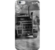 Thunder in the Outback iPhone Case/Skin