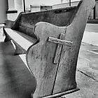 Church Pew by debidabble