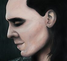 Loki Love by Sabrina Raven