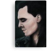 Loki Love Canvas Print