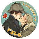 BBC Sherlock: I Believe in TJLC by sweetlitlekitty