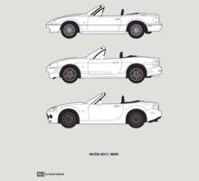 Mazda MX-5 by RexDesigns
