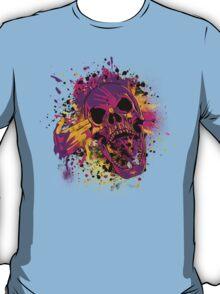 Suicidal Skull T-Shirt