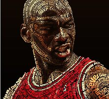 Micheal Jordan by saralegend17