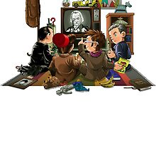 50 Years of The Doctor by saqman