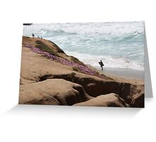 Surfs Up! Greeting Card