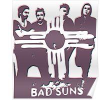 Bad Suns, BRUH Poster