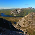Eastern View From Errigal by Adrian McGlynn