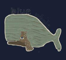 blue whale Kids Clothes