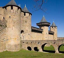 Carcassonne by PhotoBilbo