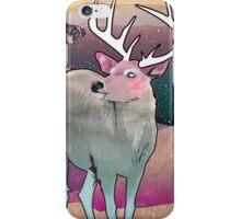 Turquoise Deer iPhone Case/Skin