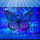 The Heavenly Butterfly by Sherri     Nicholas