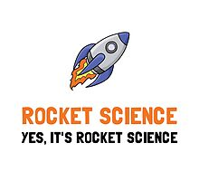 Rocket Science by AmazingMart