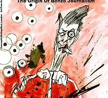 Bonzo Journalism by Rick  London