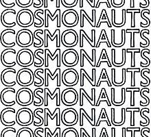 COSMONAUTS by terrortides