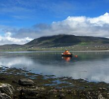 Achill Lifeboat by Alan Ralph