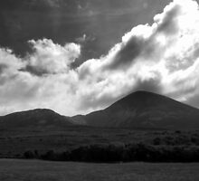 Croagh Patrick by Alan Ralph