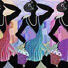 Shopper's Strut by Sharon Elliott-Thomas