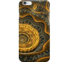 Steampunk flower iPhone Case/Skin