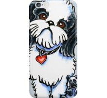 Shih Tzu Panda iPhone Case/Skin