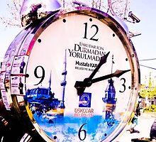 Watch marques not hours. by ALEJANDRA TRIANA MUÑOZ