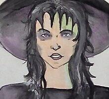 """I myself am strange and unusual""  by Kay-Trickpie"