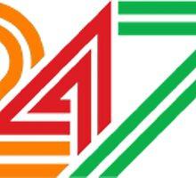 GTA 5 24/7 Logo by MarzEnterprisez