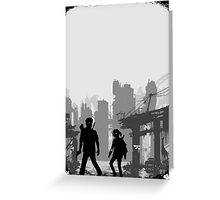 The Last of Us : Limbo edition Greeting Card
