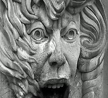Fountain Face © by Ethna Gillespie