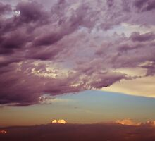 Colliding Clouds by panikbydesign