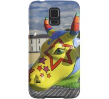 Play Trail - Asperations Cow, Ebrington Samsung Galaxy Case/Skin