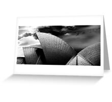 Sails 1, Sydney Opera House Greeting Card