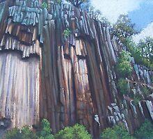 Sawn Rocks by judynobilo