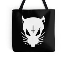 white ZEF Rat Tote Bag