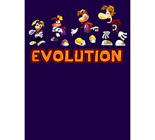 Rayman Evolution Photographic Print
