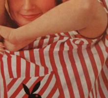 Playboy February 1965 Sticker