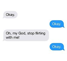 The Fault in Our Stars Text Conversation by rbx11