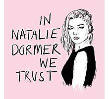 Natalie Dormer Photographic Print